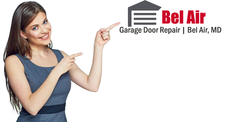 choose bel air garage door repair