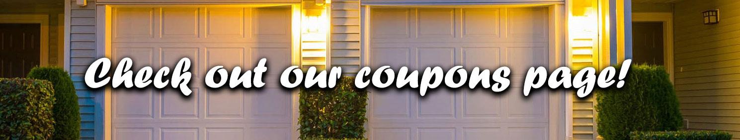 garage door coupons