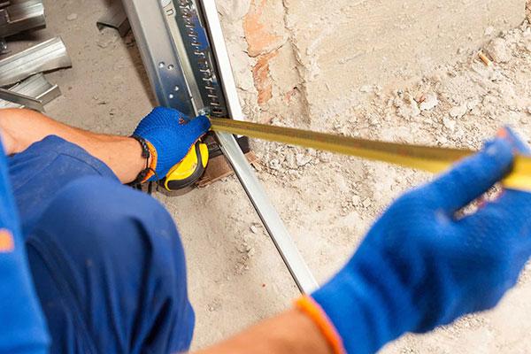 Garage Door Measurement